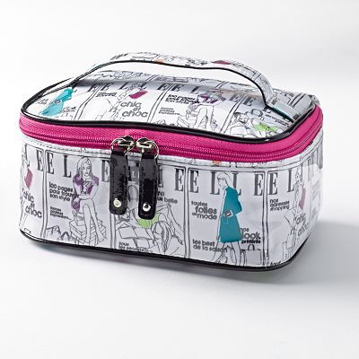 ELLE Sketch Mode Cosmetic Case