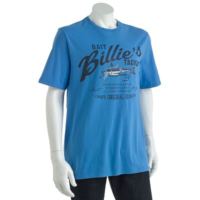 Chaps Billie's Bait and Tackle Tee