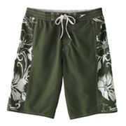 Speedo Floral Watermark Swim Trunks
