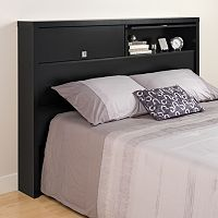 2-Door Storage Headboard