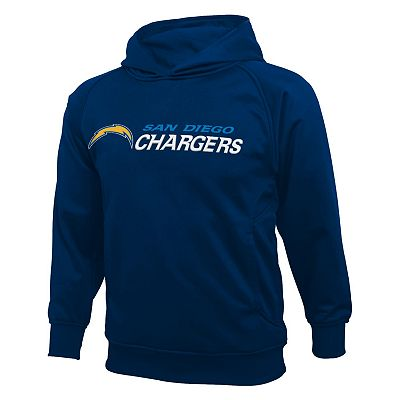San Diego Chargers Performance Fleece Hoodie - Boys 4-7