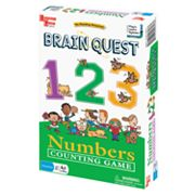 Brain Quest Play 'n Learn 123 Numbers Counting Game