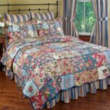 Hedaya Kensington Garden 3-pc. Quilt Set - King