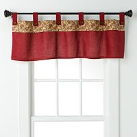 Hedaya Stanfield Window Valance - 52'' x 15''