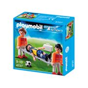 Playmobil Field Medics with Player Playset - 4727