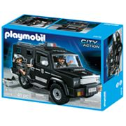 Playmobil Tactical Unit Car Playset - 5974