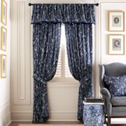Chaps Allistair Paisley Window Valance - 60'' x 17''
