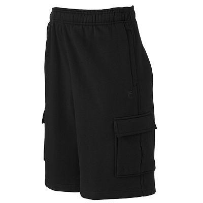 FILA SPORT The Barkley Fleece Cargo Shorts - Men