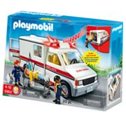 Playmobil Rescue Ambulance Playset - 5952