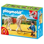 Playmobil Knabstrupper Horse Playset - 5107