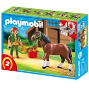Playmobil Shire Horse Playset - 5108