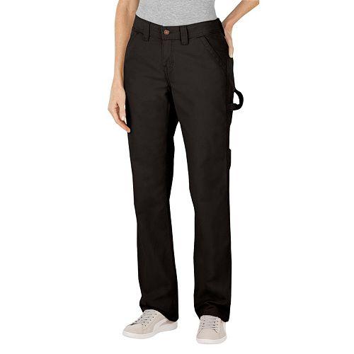 Lastest Dickies Relaxed Fit StraightLeg Utility Pants  Women39s
