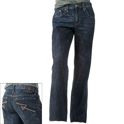 Rock and Republic Pain Straight Jeans