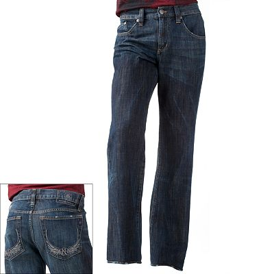 Rock and Republic Crash Straight Jeans
