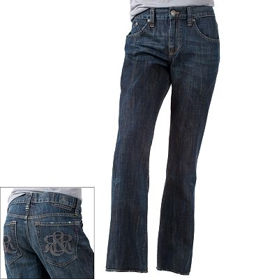 Rock and Republic Access Straight Jeans