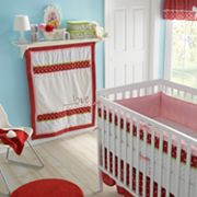 Victoria Classics American Sweetheart 5-pc. Crib Bedding Set