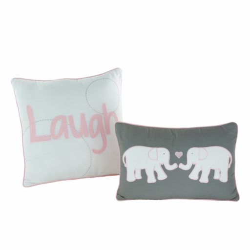 VCNY Polka-Dot Parade 2-pk. Decorative Pillows