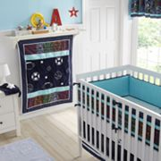 Victoria Classics Athletic Department 5-pc. Crib Bedding Set