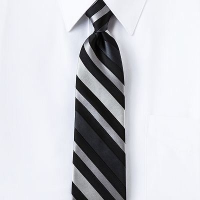 Arrow Salon Striped Tie