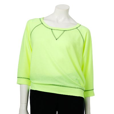 Eyelash Neon Top - Juniors