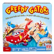 Greedy Gator Game by Mattel