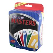 Phase 10 Masters Card Game by Mattel