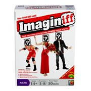 Imaginiff Game by Mattel