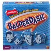 Balderdash Game by Mattel