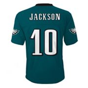 Philadelphia Eagles DeSean Jackson Jersey - Boys 4-7