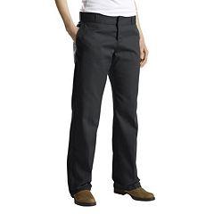 Women s Dickies Original 774 Straight-Leg Work Pants. Dark Navy Khaki Black 19f2e746fcc9