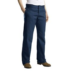 9e5f91b07b2226 Women's Dickies Original 774 Straight-Leg Work Pants. Dark Navy Khaki Black
