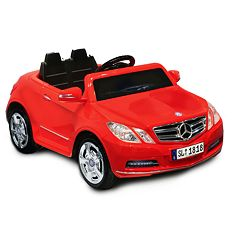 National Products Mercedes Benz E550 Ride-On by