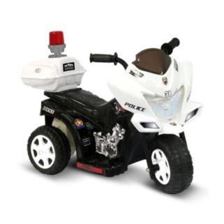 National Products Police Tricycle Ride-On