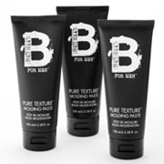 Bed Head B by TIGI 3-pk. for Men Pure Texture Molding Paste Set