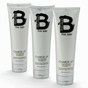 Bed Head B by TIGI 3-pk. for Men Charge Up Thickening Shampoo Set