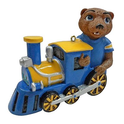 UCLA Bruins Train Ornament