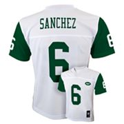 New York Jets Mark Sanchez Jersey - Boys 4-7