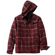 Tony Hawk Colorbright Plaid Flacket - Men