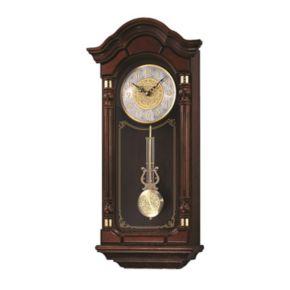 Seiko Oak Pendulum Wall Clock - QXH004BLH