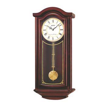 Seiko Wood Pendulum Wall Clock - QXH118BLH