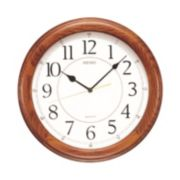 Seiko Oak Wall Clock - QXA129BLH