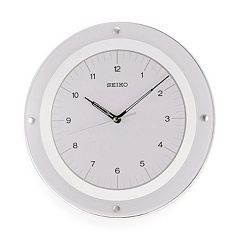 Seiko Glass Wall Clock - QXA314WLH
