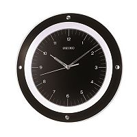 Seiko Glass Wall Clock - QXA314KLH