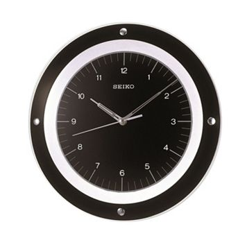 Seiko Glass Wall Clock - QXA314KLH