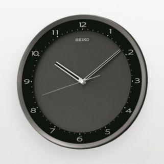 Seiko Black Wall Clock - QXA393JLH