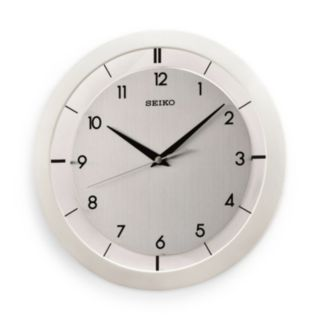 Seiko White Wall Clock - QXA520WLH