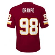 Washington Redskins Brian Orakpo Jersey - Boys 4-7