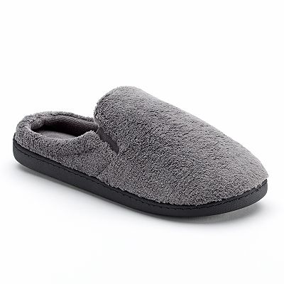 Totes Microterry Clog Slippers