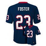 Boys 4-7 Houston Texans Arian Foster Jersey