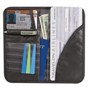 Travelon Safe ID Boarding Pass Case